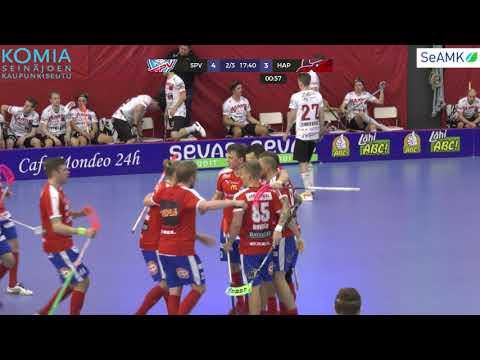 SPV - Happee 1.10.2017 maalikooste (Elisa Viihde Sport -lähetys)