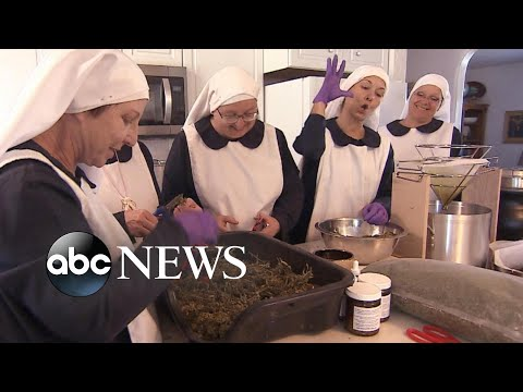Meet the 'weed nuns' who put faith in the healing powers, and profits, of cannabis