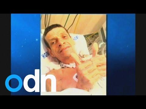 """""""Dead"""" man found alive in body bag in Brazil"""