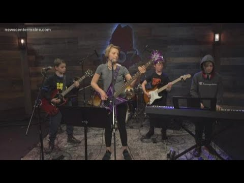 """Download Maine Academy of Modern Music's band """"Rust"""" in the 207 studio"""