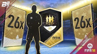 26 UPGRADE/TOTW SBC PACKS! WHICH ONES ARE THE BEST? | FIFA 18 ULTIMATE TEAM