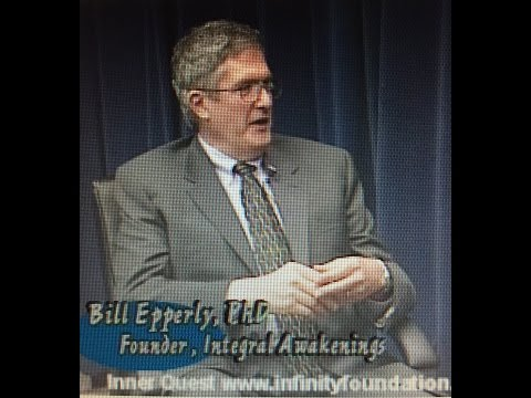 Bill Epperly, PhD on Inner Quest TV produced by Infinity Foundation Highland Park, IL
