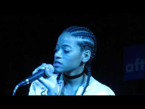 """Kilo Kish - """"Locket"""" (Live at Northeastern)"""