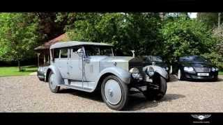 Rolls-Royce 20hp Tourer Park Ward Body - Marlow Cars