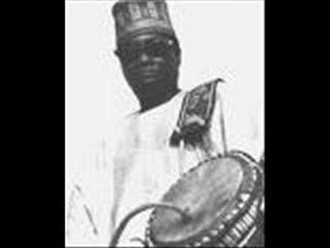 Babatunde Olatunji  - Kiyakiya (Why Do You Run Away_)