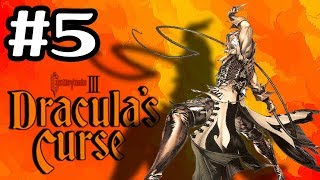 Why he's called Death | Let's Play Castlevania III: Dracula's Curse (Part 5)