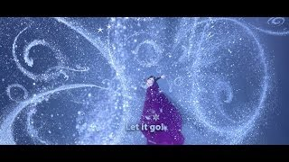 Disney Frozen - ''Let It Go'' Sing-Along Version