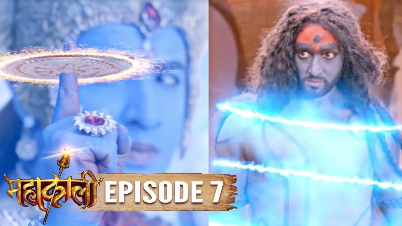 Mahakaali   Episode 7   Kali rescues Veerabhadra from Vishnu   14 Aug 2017