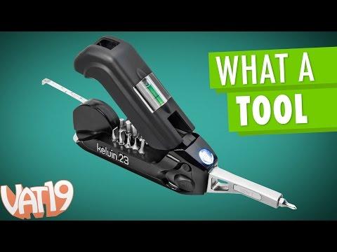 Kelvin.23 Multitool | 1 tool, 23 functions, 100s of uses