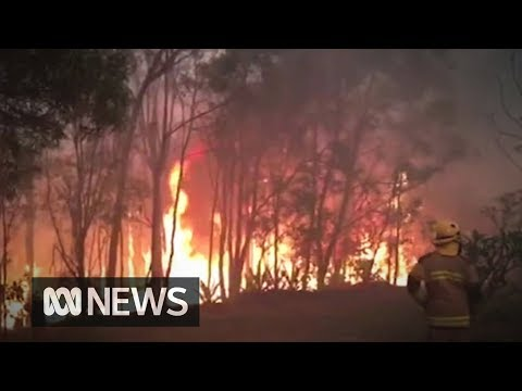 8,000 told to evacuate amid catastrophic bushfire threat in Queensland | ABC News