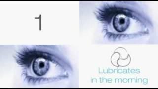Aqua comfort daily contact lenses from Ciba