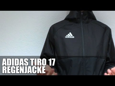 Adidas Tiro 17 Rain Jacket (Regenjacke)
