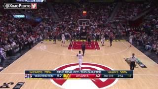 Washington Wizards vs Atlanta Hawks - Full Game Highlights | Game 6 | April 28, 2017 | NBA Playoffs