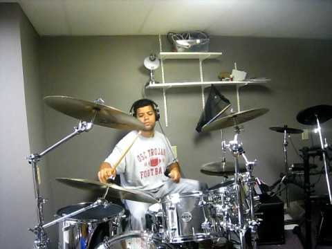 Amerie One Thing Remix Ft. Jay-Z(My First Drum Cover)