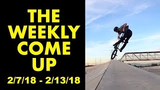 *The Best BMX Street Clips* The Weekly Come Up 5 thumbnail