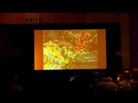 DOTA 2 on Source 2 Engine on Linux using new Vulkan API