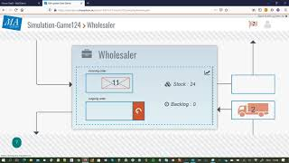 BeerGame Simulation PlayedForDemonstation screenshot 4