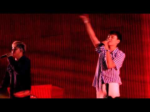 10th Korean Culture Day UI | Cukup Tau Rizky Febian X McKay (fokus)