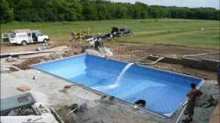 Building An Inground Swimming Pool On Rock
