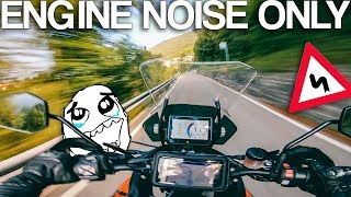 WHAT.A.ROAD!  KTM 1290 Super Adventure S [RAW Onboard]