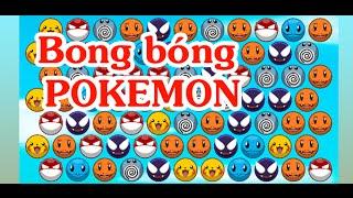 Game bong bóng Pokemon - Video hướng dẫn chơi game 24h
