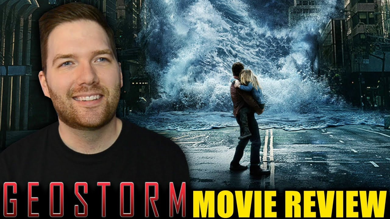 Geostorm – Movie Review