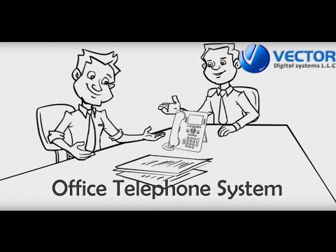 Office Telephone System Dubai | Business Communication PBX/ PABX UAE