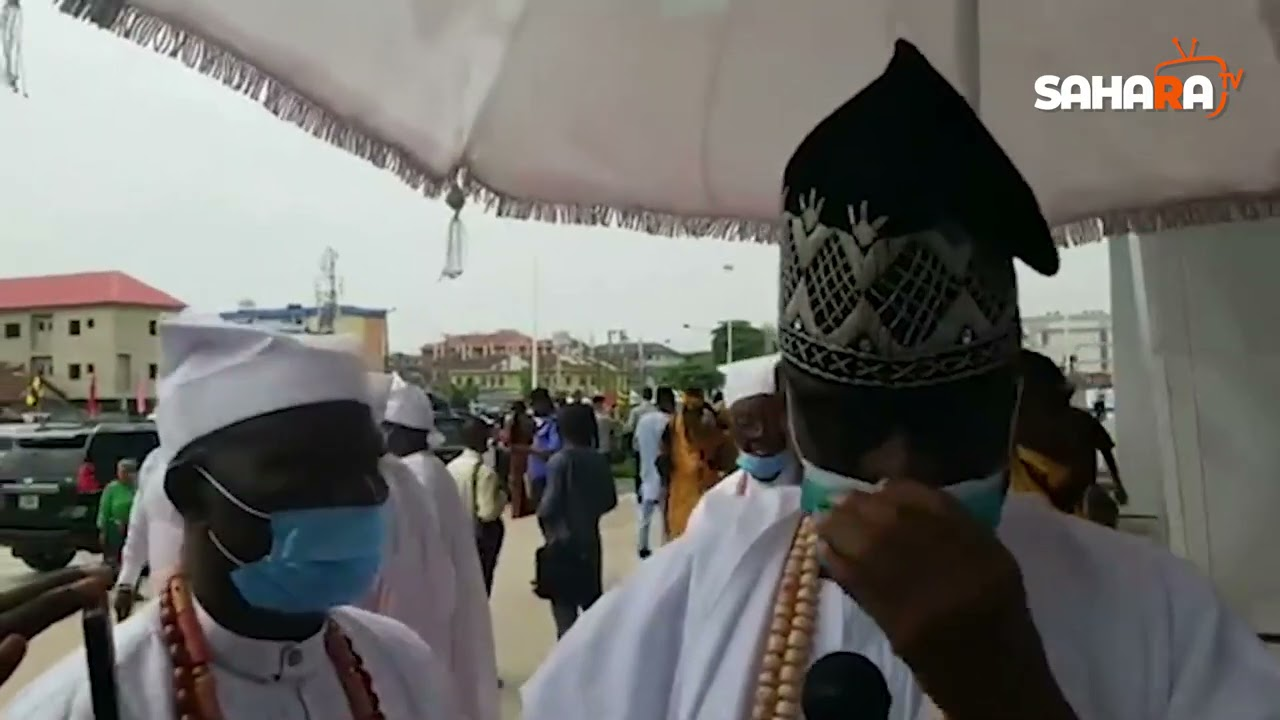 """""""Those Who Are Agitating For Oduduwa Republic Don't Know What They Are Doing""""- Oba Of Lagos"""