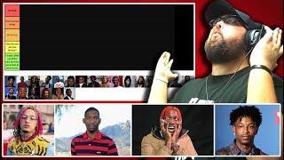 Mumble Rapper Tier List