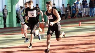 Открытый чемпионат и первенство Омской области по лёгкой атлетике