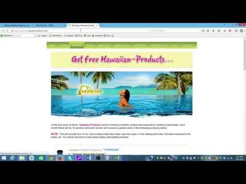 Rory Ricord Explains ClickPartners.com Affiliate Program