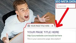 How To Update ClickFunnels Page Title  SEO Meta Data and Social Settings