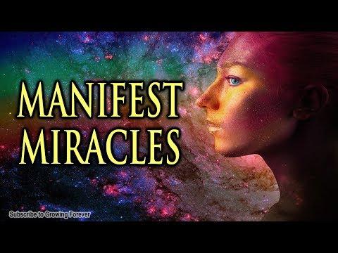 ULTIMATE MANIFEST Affirmations ~ Manifest Wealth, Health, Happiness, Money, Abundance Affirmations thumbnail