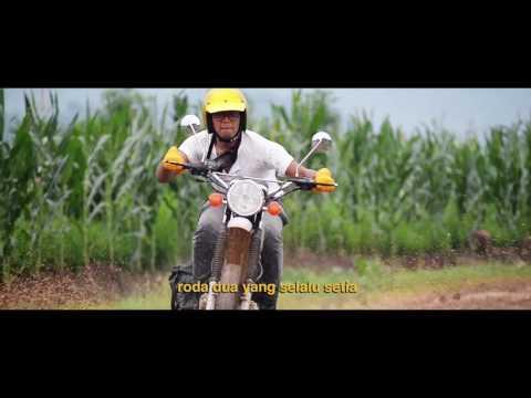 Teaser Film Kelana Roda Dua - Mengalir Doa di Tiap Putaran Roda