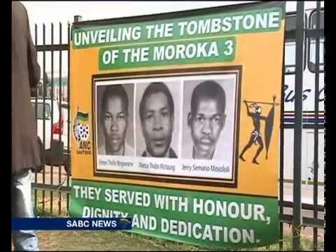 uMkhonto We Sizwe remembers Moroka Three