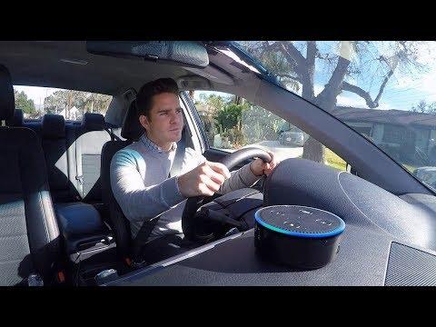 Ellen Previews the New Alexa Backseat Driver Mp3