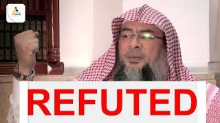 Sheikh Assim Al Hakeem REFUTED by Ahmadi Muslim (Qadiani)