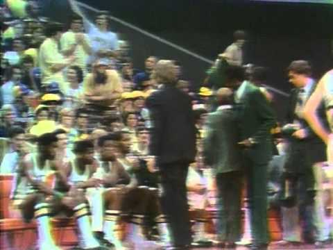 1977 NCAA Tournament - Charlotte vs UNLV