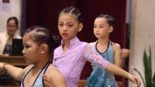 20170609 林玉婷金龍國小拉丁舞成果發表 初級班