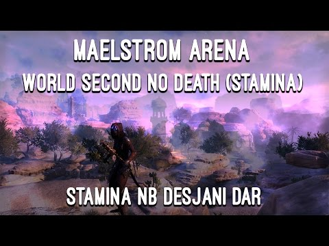 Maelstrom Arena (vet) - World 2nd No Death (Stamina)