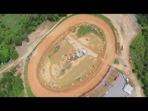 The Ponderosa Speedway - DJI Phantom 3 Standard Drone Footage