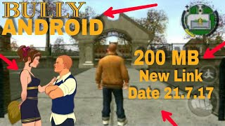 HOW TO DOWNLOAD BULLY GAME 200 MB APK+OBB HINDI