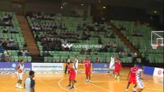 India vs. Sri Lanka (Men's Basketball) Part 1 - MAZ Qualifiers