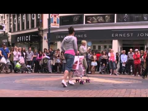 (In)visible Dancing - The Documentary (Kingston upon Thames 2012)