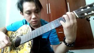 [Guitar cover] Hungarian Sonata Richard Clayderman