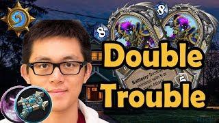 [Amaz Arena] Priest Warlock Double Arena with 2 DK (Frozen Throne, No ads)