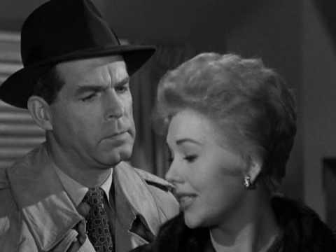 "PUSHOVER (1954) Clip - ""Money Isn't Dirty"" - Columbia Pictures Film Noir Classics II"