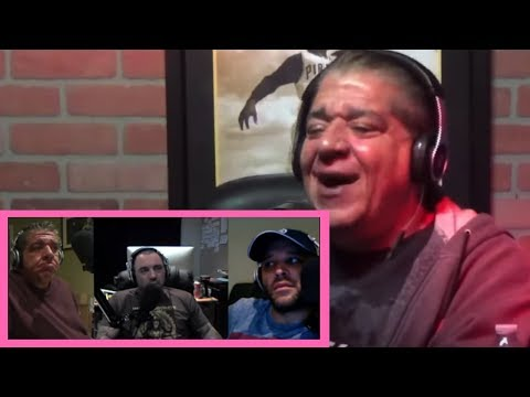 Joey Diaz On Early Days Of JRE With Rogan And Redban
