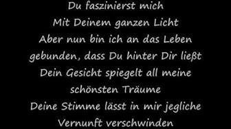Evenescens-My Immortal deutsche Übersetzung