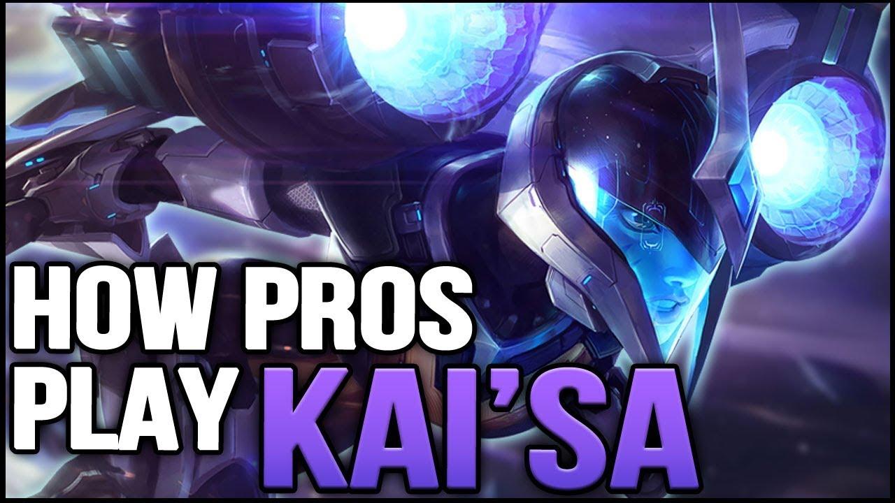 How Pros Play And Build KAIu0027SA